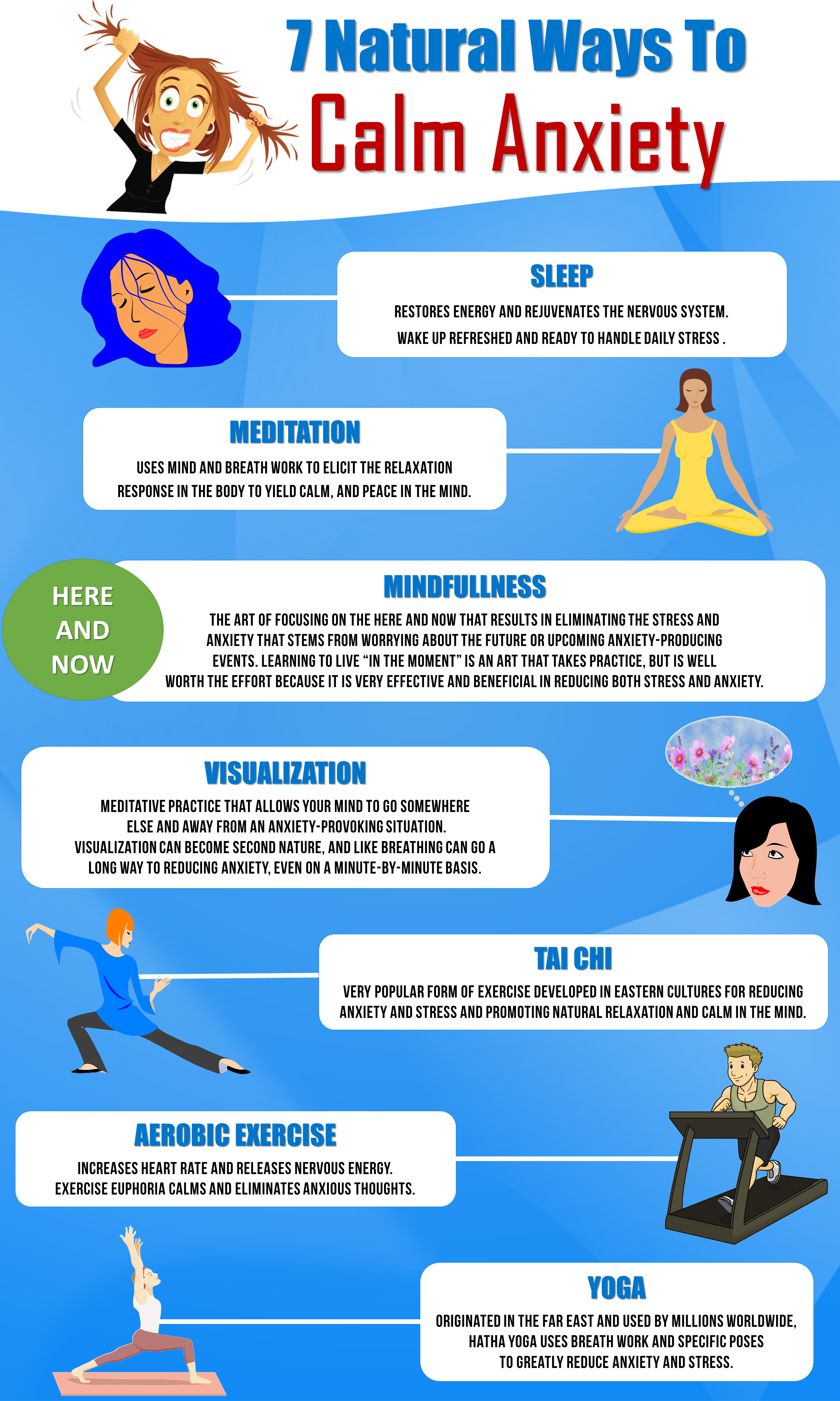 Ways To Calm Your Nerves Naturally